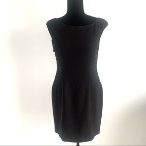 Anne Klein Black Dress Size 8